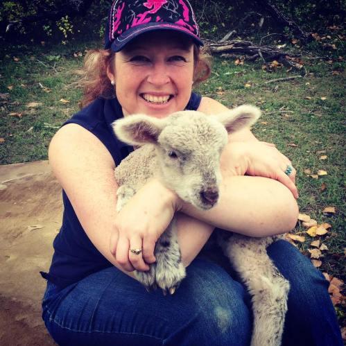 me-and-lamb-chop
